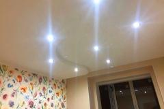 Устройство потолков с подсветкой